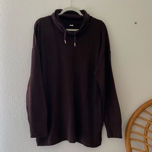 Old Navy Active Cowl Neck Pullover